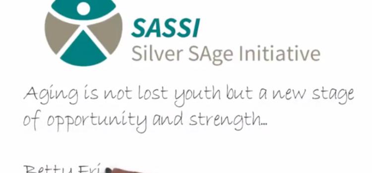 The Silver Age Silver Sage Initiative
