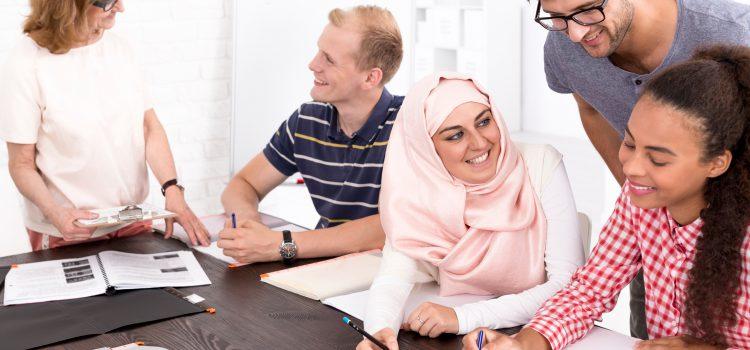 Weiterbildungsbedarf zum Ausgleich von Kompetenzdefiziten für digitales Unternehmertum bei unterrepräsentierten Bevölkerungsgruppen